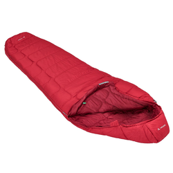 VAUDE Schlafsack Sioux 400 SYN (1 tlg) rot