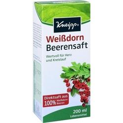 KNEIPP Weißdorn BEERENSAFT 200 ml