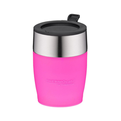 THERMOS Tasse ThermoCafé DeskCup Pink 0.25 L, Edelstahl