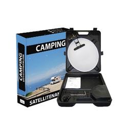 Megasat Campingkoffer HD Camping Sat-Anlage