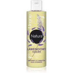 Lirene Natura Öl zum Reinigen und Abschminken 100 ml