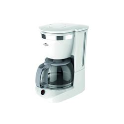 Lentz Filterkaffeemaschine Kaffeemaschine Kaffeemaschine weiß