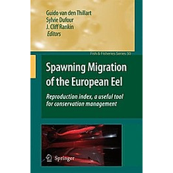 Spawning Migration of the European Eel - Buch
