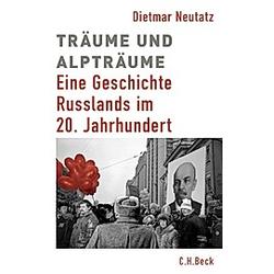Träume und Alpträume. Dietmar Neutatz  - Buch