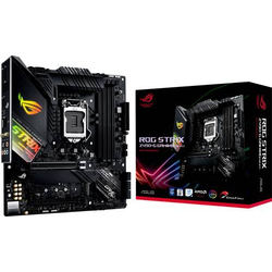 Asus ROG STRIX Z490-G GAMING(WI-FI) Mainboard Sockel Intel® 1200 Formfaktor Micro-ATX Mainboard-Chi