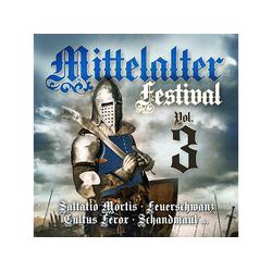 VARIOUS - Mittelalter Festival Vol.3 (CD)