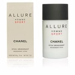 ALLURE HOMME SPORT deodorant stick 75 gr