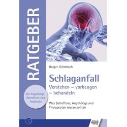 Schlaganfall: eBook von Holger Grötzbach