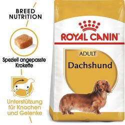 ROYAL CANIN Dachshund Adult Hundefutter trocken für Dackel 15 kg (2 x 7.5 kg)
