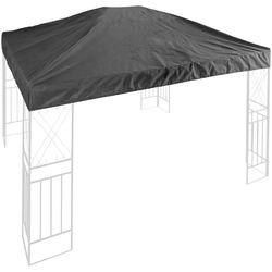 KONIFERA Pavillon-Schutzhülle Schutzdach, für 300x365 cm Pavillon