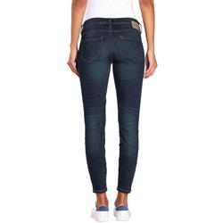 GANG Skinny-fit-Jeans Faye im Flanking-Style blau 33