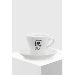Vee's Cappuccino-Tasse