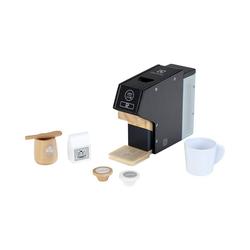 Klein Kinder-Putzwagen Electrolux Kaffeemaschine inkl. Kapseln, Holz