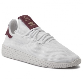 adidas Pharrell Williams Tennis Hu white-brown/ white, 40