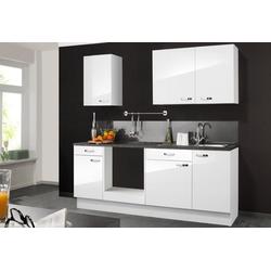 OPTIFIT Küchenzeile Ole, ohne E-Geräte, Breite 210 cm