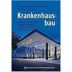 Krankenhausbau - Buch