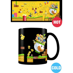 Diverser Tasse Heat Change Super Mario