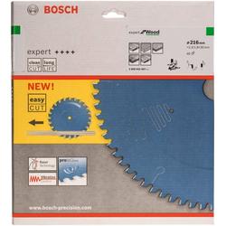 BOSCH Kreissägeblatt Kreissägeblatt Expert for Wood, 216 x 30 x 2,4 mm, 48