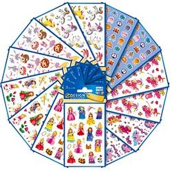 524 AVERY Zweckform Aufkleber-Set 59990 für Mädchen
