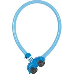 ABUS Kabelschloss 1505/55 blau