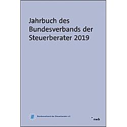 Jahrbuch des Bundesverbands der Steuerberater 2019 - Buch