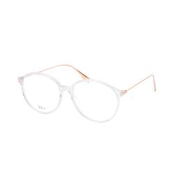 Dior DIORSIGHT O2 900, inkl. Gläser, Runde Brille, Damen