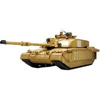 TAMIYA 300035274 - Britischer Kampfpanzer Challenger 2 Wüste 1:35