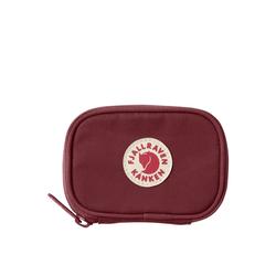 Fjällräven Mini Geldbörse Kanken Card Geldbörse 11 cm rot