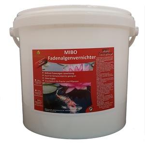 MIBO Fadenalgenvernichter 5000 g für 150.000 Liter Teichwasser Fadenalgen Stopp