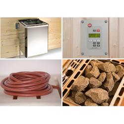 weka Bio-Saunaofen, 7.5 kW, externe Steuerung