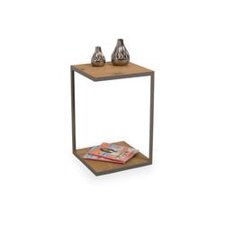 Beistelltisch V-Cube(LBH 32x32x50 cm) Voglauer