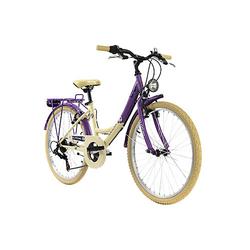 Kinderfahrrad 24'' Kahuna Fahrräder Rahmenhöhe: 36 cm lila