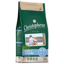 Christopherus Trockenfutter Welpe - Junghund, 12 kg