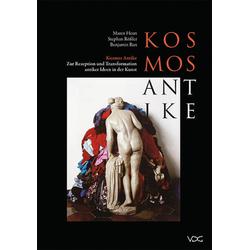 Kosmos Antike als Buch von