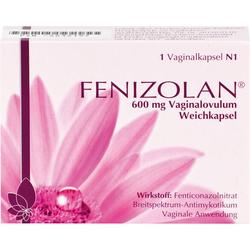 FENIZOLAN 600 mg Vaginalovula 1 St.