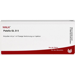PATELLA GL D 5 Ampullen 10 ml