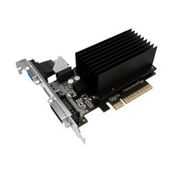 Palit VGA Palit GeForce® GT 730 2GB GDDR3 passiv Grafikkarte (3 GB, GDDR3)