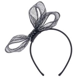 Lierys Big Bow Fascinator Kopfschmuck Hochzeitshut Anlasshut Damenhut