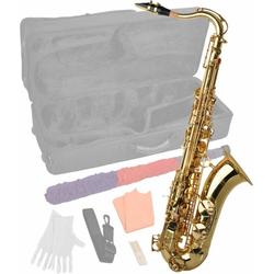 Steinbach Saxophon Steinbach Bb Tenorsaxophon mit hohem FIS inkl. Koffer