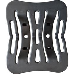Lattenrost, Coemo, 0 Leisten, Coemo 10 Stk Teller-Module für Tellerlattenrost Ersatzteil oder Nachrüsten schwarz