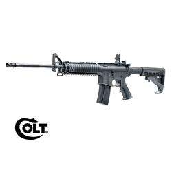 Colt M4 Federdruck Luftgewehr 4,5mm (.177) Diabolo schwarz