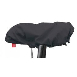 Fahrer Sattelbezug Sattelschutz Kappe XL Fahrer schwarz
