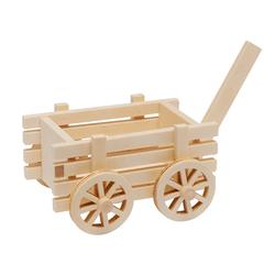 VBS Dekofigur Leiterwagen, 14 cm x 7,5 cm