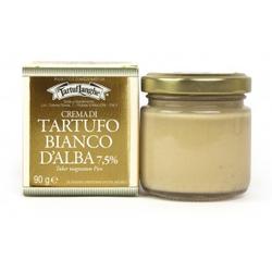 Tartuflanghe weiße Trüffelcreme - Creme vom weißen Trüffel, 90g