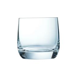 Chef & Sommelier Whiskyglas Vigne, Krysta Kristallglas, Whiskyglas 370ml Krysta Kristallglas transparent 6 Stück Ø 9.3 cm x 8.7 cm