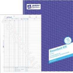 Kassenbuch 426 DIN A4 100Blatt