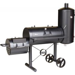 El Fuego Smoker Holzkohlegrill