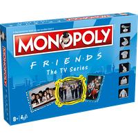 Winning Moves Monopoly Friends WM10467