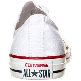 Converse Chuck Taylor All Star Ox white/ white-red, 44