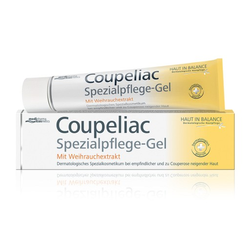 HAUT IN BALANCE Coupeliac Spezialpflege-Gel 20 ml